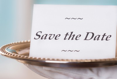 Save the Date - Southern California Lunch catering